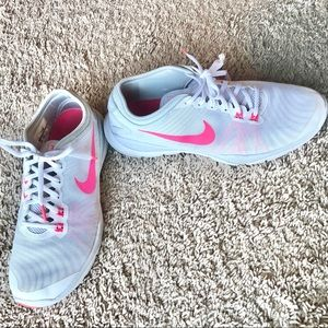 Nike Running Training Sneakers Flex Supreme TR4